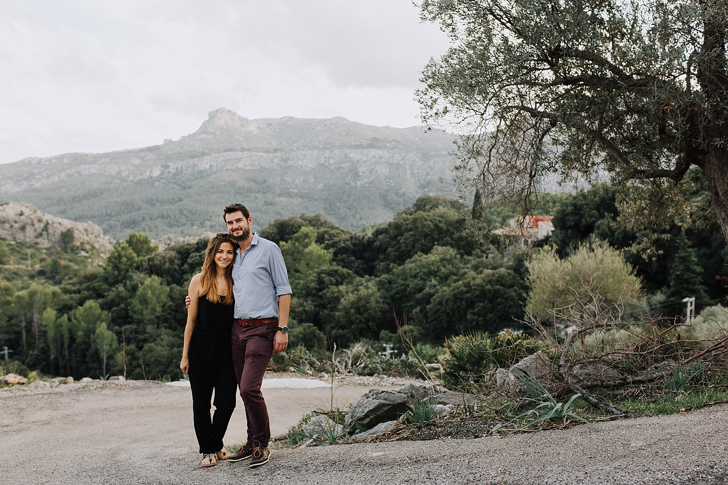 couple engagement photographer mallorca pollenca