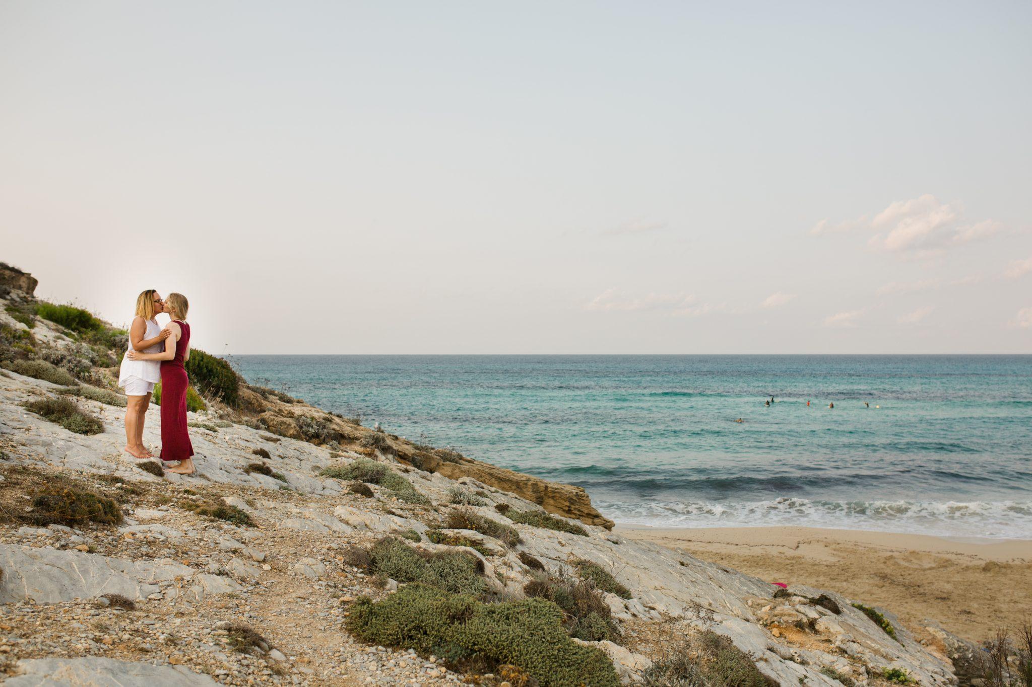 Linda honeymoon cala mesquida Mallorca 10