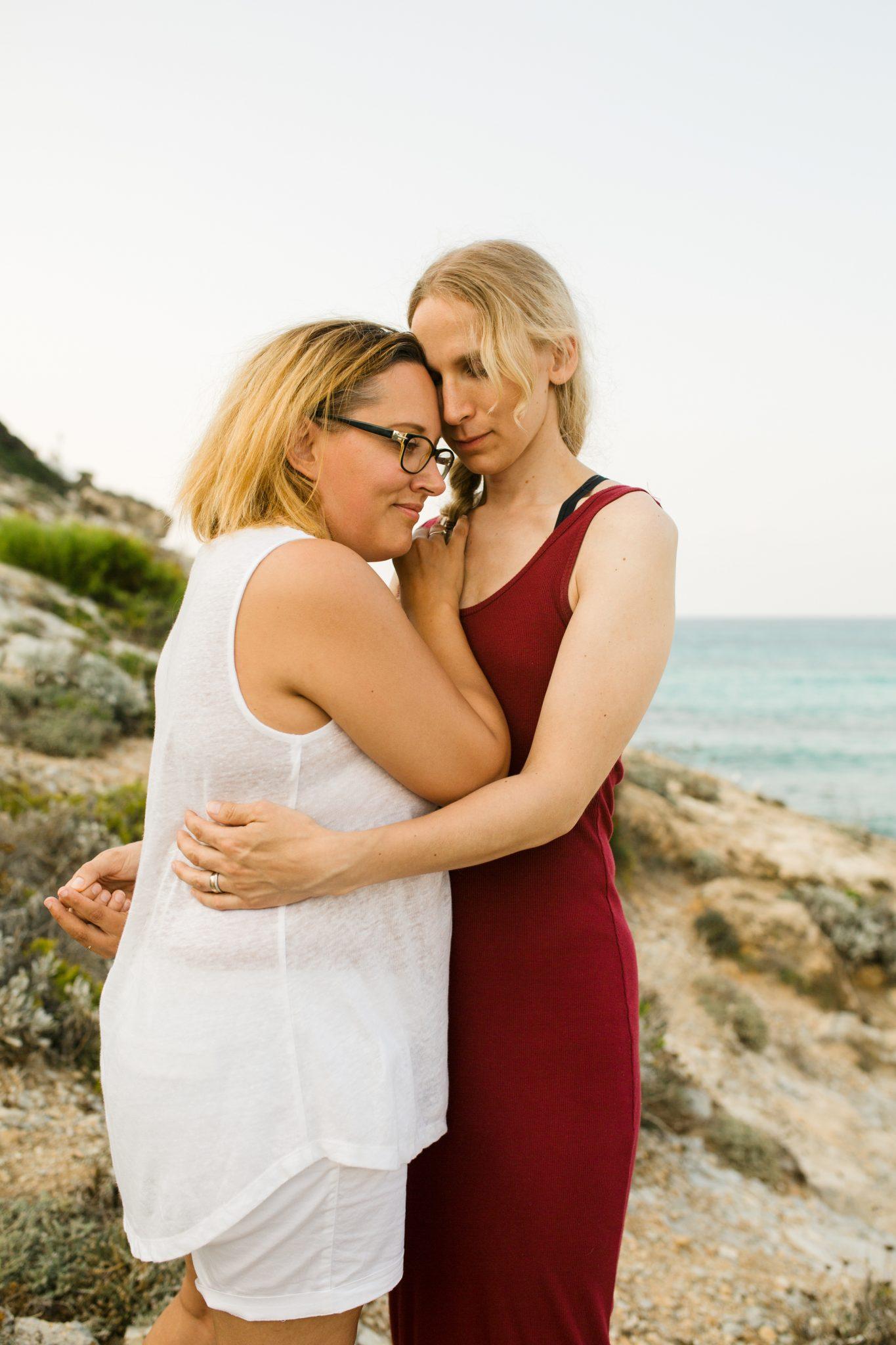 Linda honeymoon cala mesquida Mallorca 12