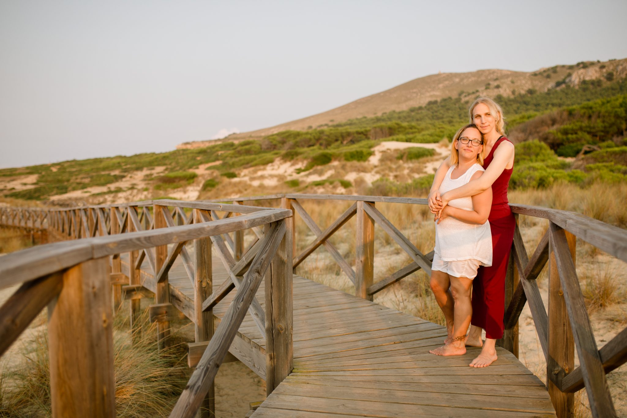 Linda honeymoon cala mesquida Mallorca 28
