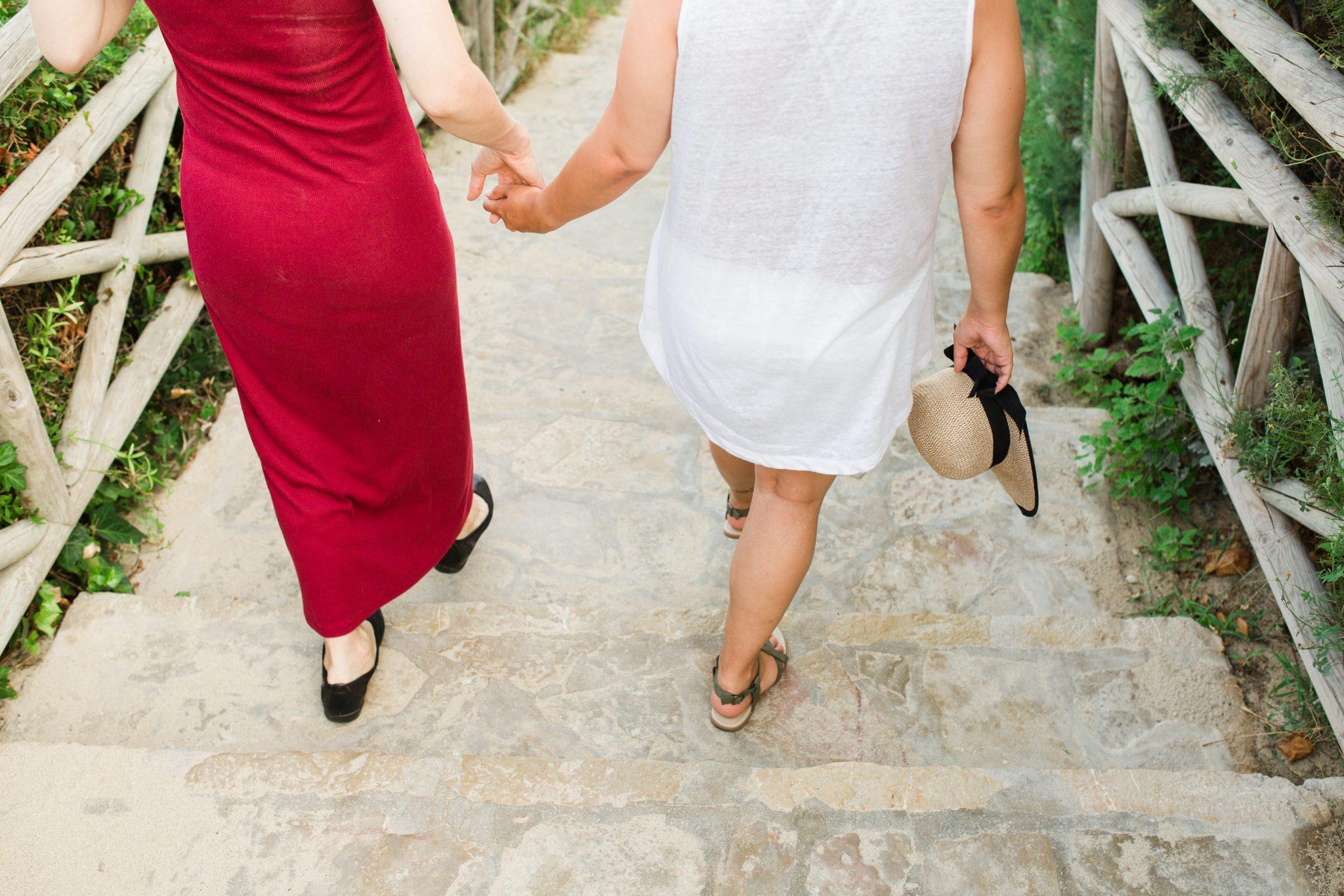 Linda honeymoon cala mesquida Mallorca 8