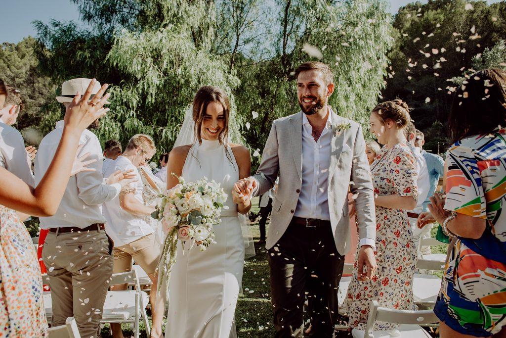 Rustic wedding at Son Burguet