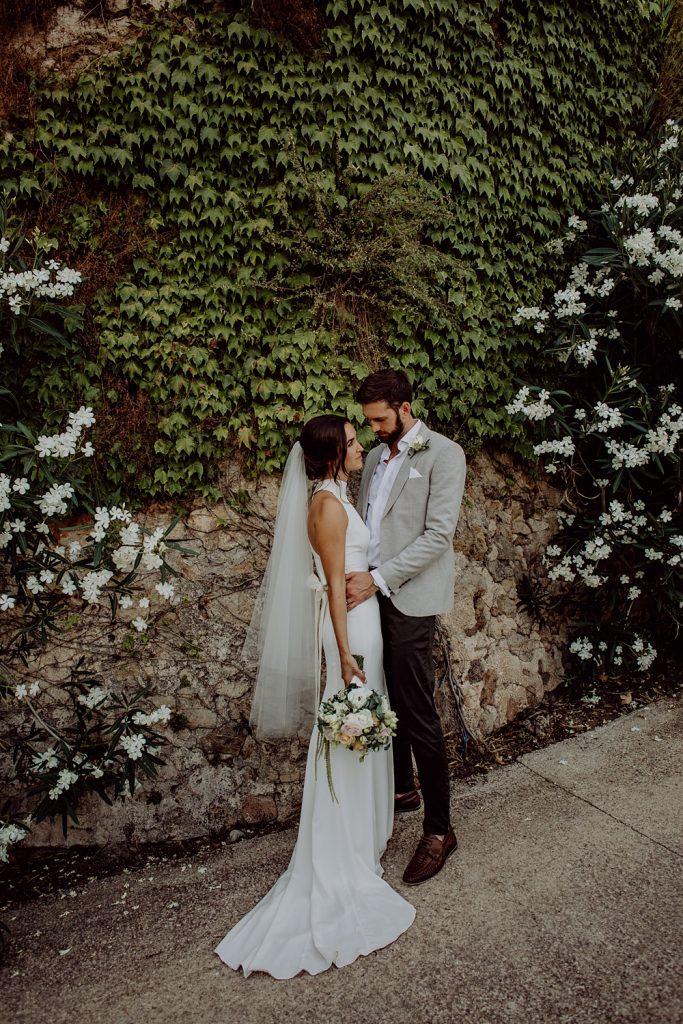 Rustic wedding at Son Burguet Mallorca